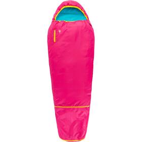 Grüezi-Bag Grow Colorful Sacco a pelo Bambino, rosa